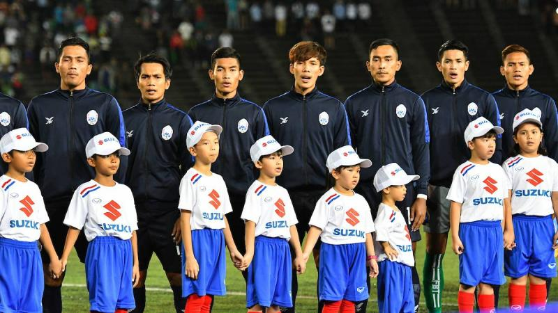 Asian championship football myanmar