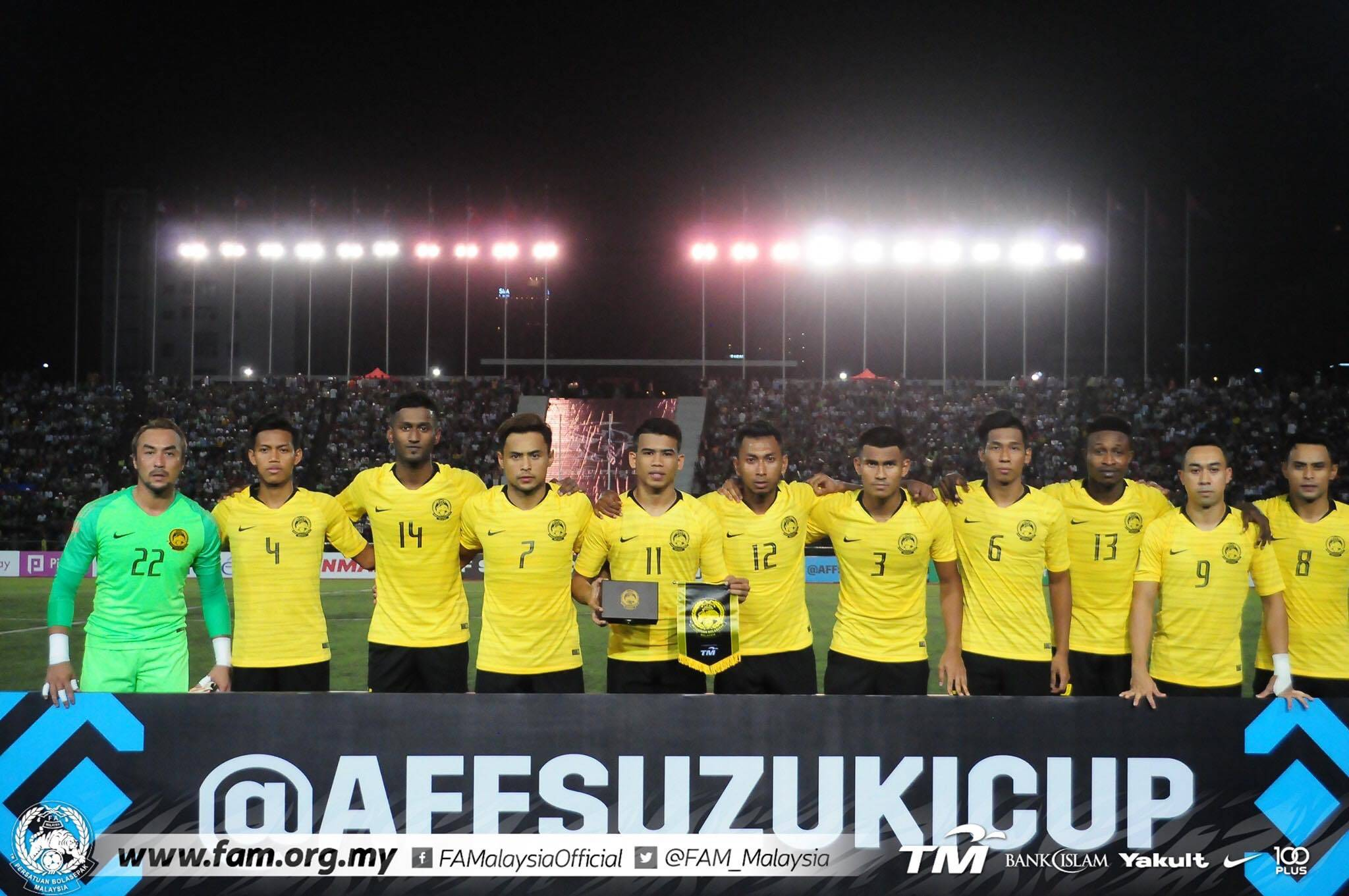 2018 AFF Cup – Malaysia vs Laos Match Preview