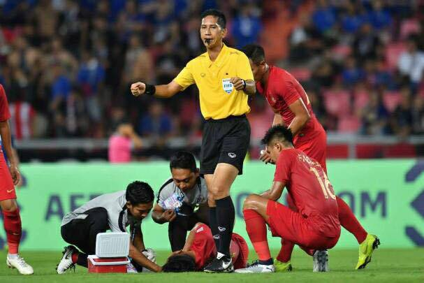 Thailand 4-2 Indonesia – The View from Indonesia