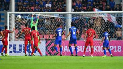 Thailand 4-2 Indonesia – As It Happened