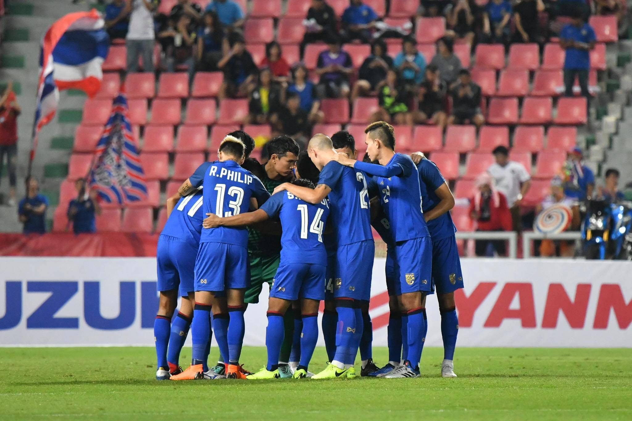 2018 AFF Cup – Opponent Views on Thailand