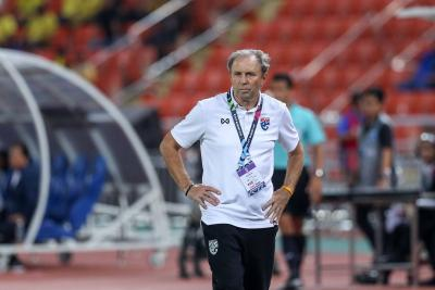 Coach Rajevac Shifts Squad Ahead of Asian Cup