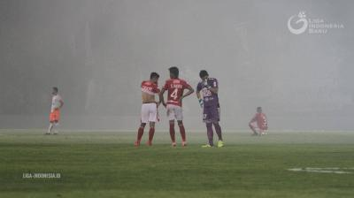 Tears, Joy and Flares as Persjia Close In On Liga 1 Title