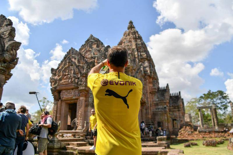 TRIBE TALK: Buriram United CEO Thadthep Pitakpoolsin on Borussia Dortmund Partnership