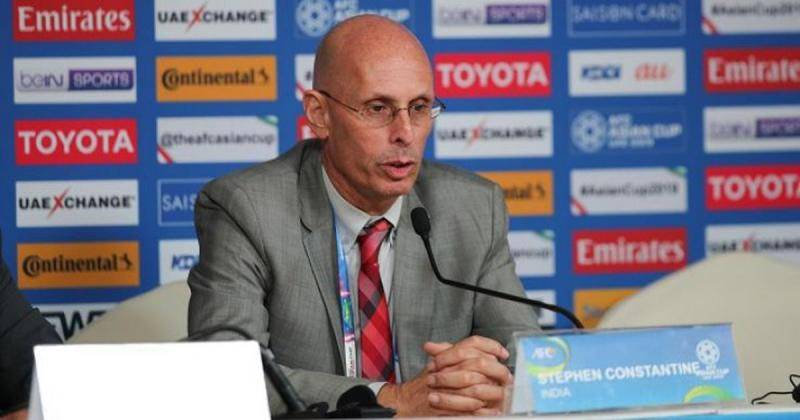 Stephen Constantine Steps Down as India Coach