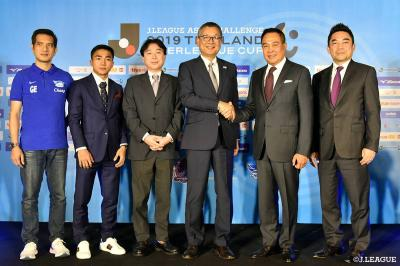 "Thai and Japanese Clubs Face Off in ""J.League Asia Challenge"""