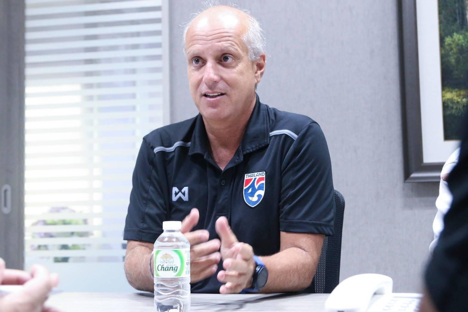 TRIBE TALK: Alexandre Gama, Thailand U23 National Team Head Coach
