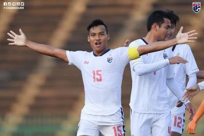 Thailand Progress Report – 2019 AFF U22 Championships