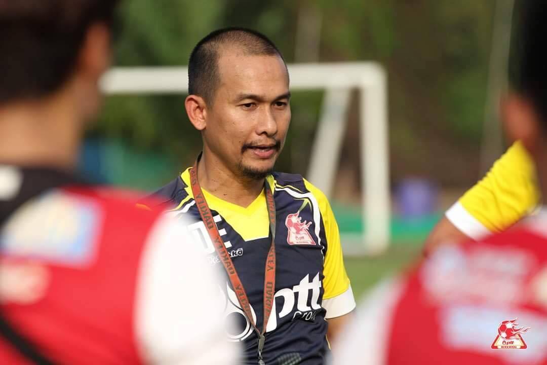 TRIBE TALK: Teerasak Po-On, PTT Rayong Head Coach