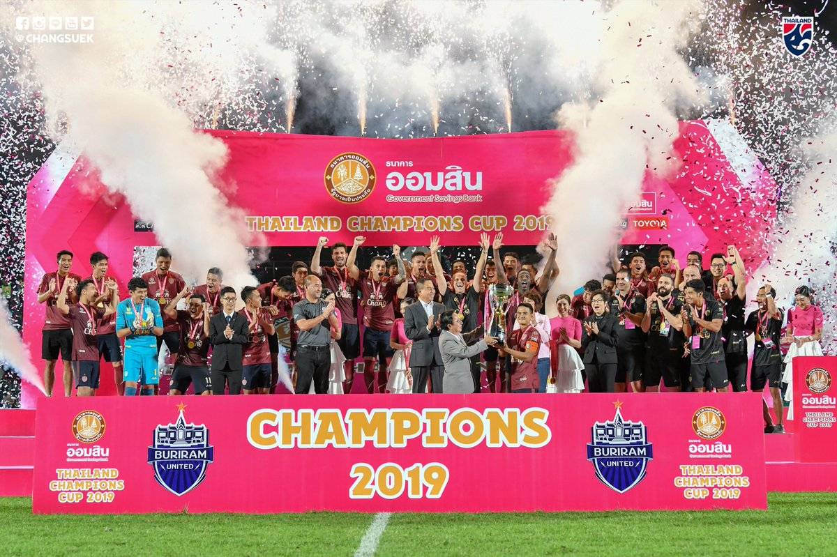 5 Things We Learned – Buriram 3-1 Chiangrai United
