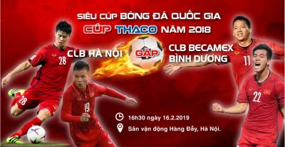 Match Preview – 2019 Vietnam Super Cup