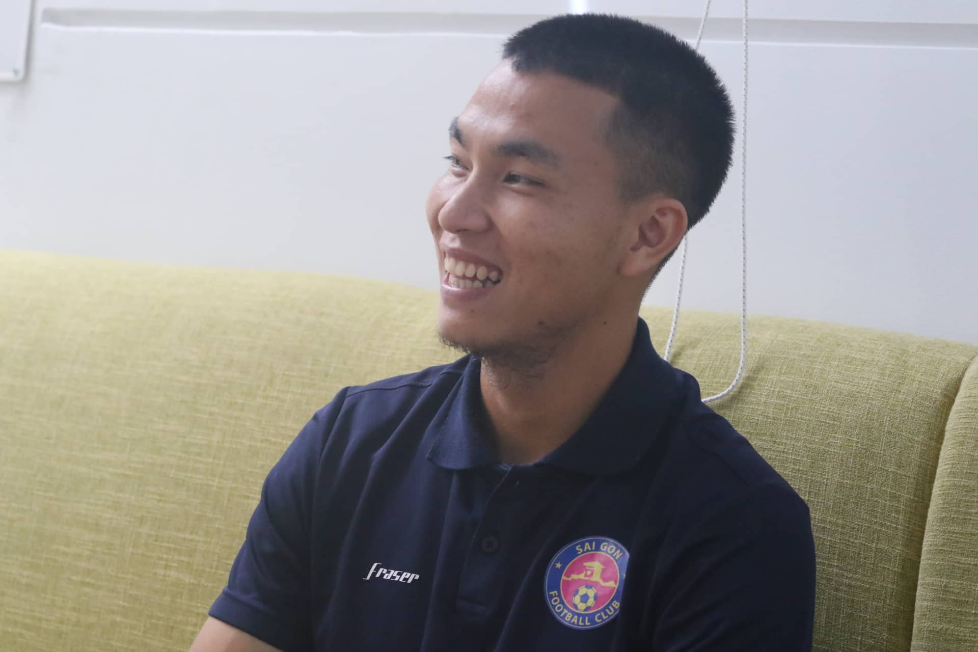 TRIBE TALK: Trinh Duc Loi, Saigon FC Defender