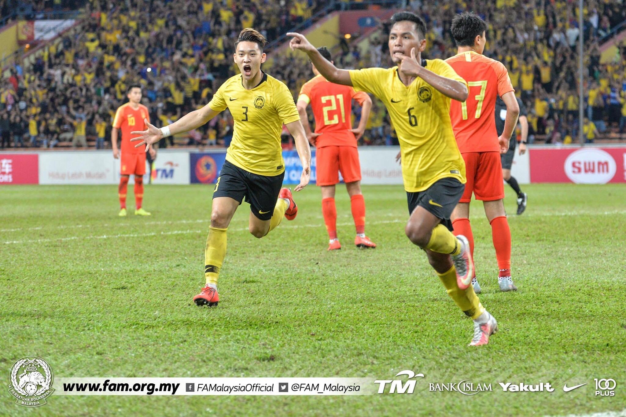 5 Things We Learned – Malaysia 2-2 China, AFC U23 Qualifying