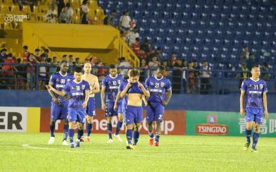 Match Recap: Hanoi Draw, Becamex Lose in AFC Cup