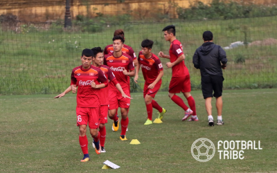 Vietnam Finalize Squad for AFC U23 Championship Qualifiers