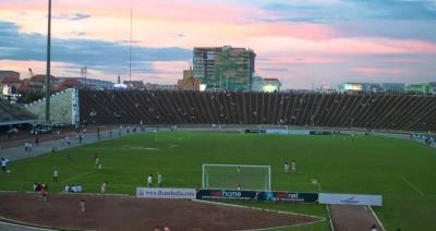 Cambodia Host AFC U23 Heavyweights Amid Pitch Concerns