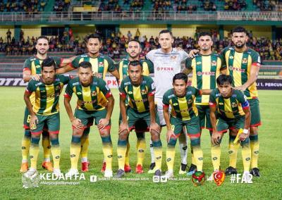 Kedah and Pahang Advance in Malaysia FA Cup