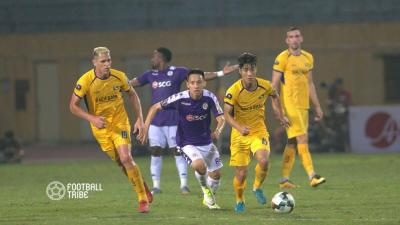 Hanoi Go Top as Ho Chi Minh City's Win Streak Ends