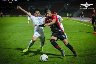 Thai League Recap – Bangkok United Falter As Chonburi Hit Four