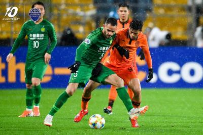 Buriram Defence Unable to Stop Beijing Guoan
