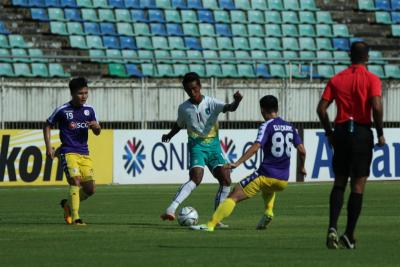 Hanoi Avenge Yangon Defeat in AFC Cup
