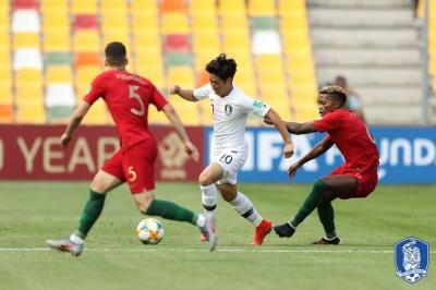 Only one shot on target: South Korea struggles at the FIFA U-20 World Cup