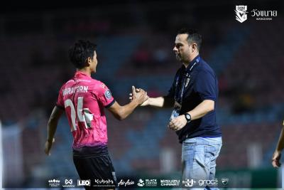 Fortress Chainat: Dennis Amato Speaks Ahead of Clash With Port