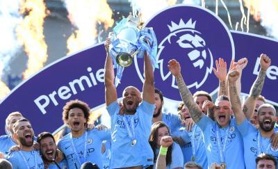 Manchester City Seal Premier League Title Win