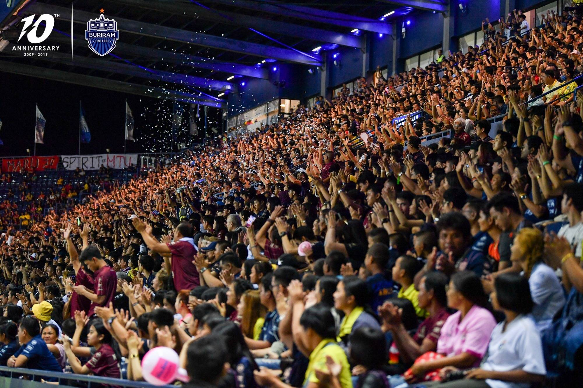 Thai League Fans Allowed in Stadiums for September Resumption