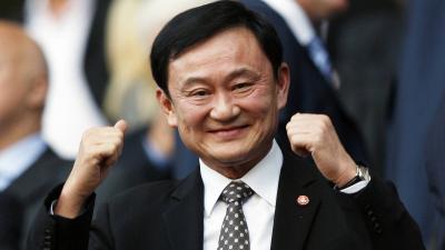 Thai Billionaire Thaksin Shinawatra Negotiating Takeover of Crystal Palace