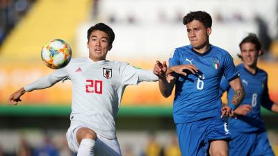 Japan Secure Place in U20 World Cup Knockout Stage