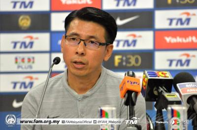 Tan Cheng Hoe Trusts in Youth for Upcoming Qualifiers