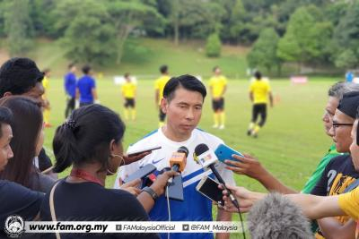 Malaysia Prepare For Second Leg Against Timor Leste