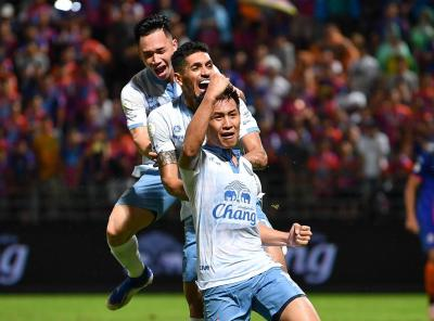 Defending Champions Buriram Back On Top