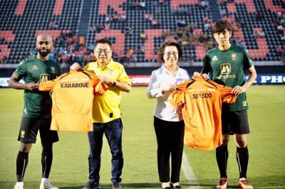 Ratchaburi Strengthen To Solidify First Division Status