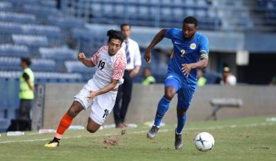 Curacao Open King's Cup With Victory Over India