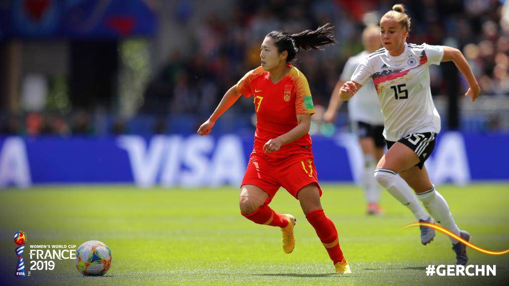 China Push Germany but Fall Short in Hard Fought Match