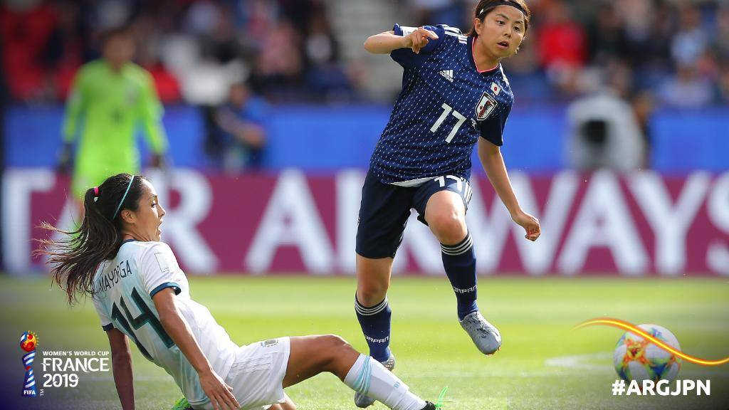 Argentina Hold Nadeshiko to Unlikely Draw