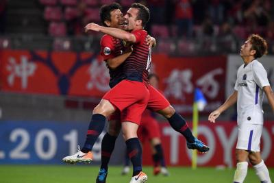 Guangzhou and Kashima Carve Out First Leg Leads
