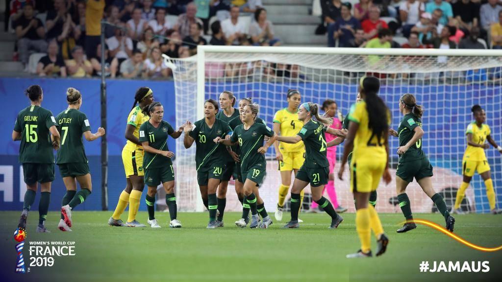 Winning Matildas Progress with Brazil and Italy
