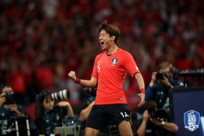 Hwang Ui-jo saves the host South Korea