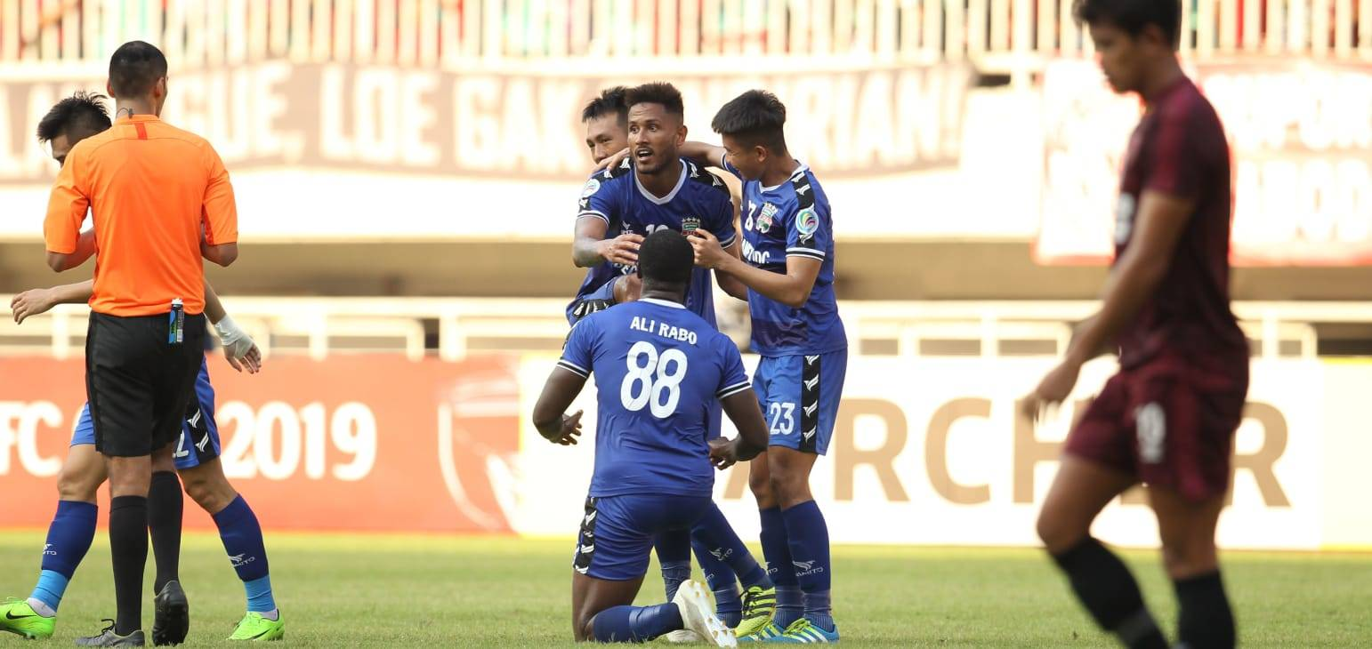 PSM Makassar Sails Home After Binh Duong Defeat