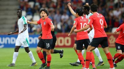 Korea Advance to Semi-Finals of U20 World Cup