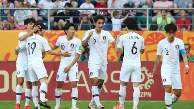 Korea Progress to U20 World Cup Quarter Finals