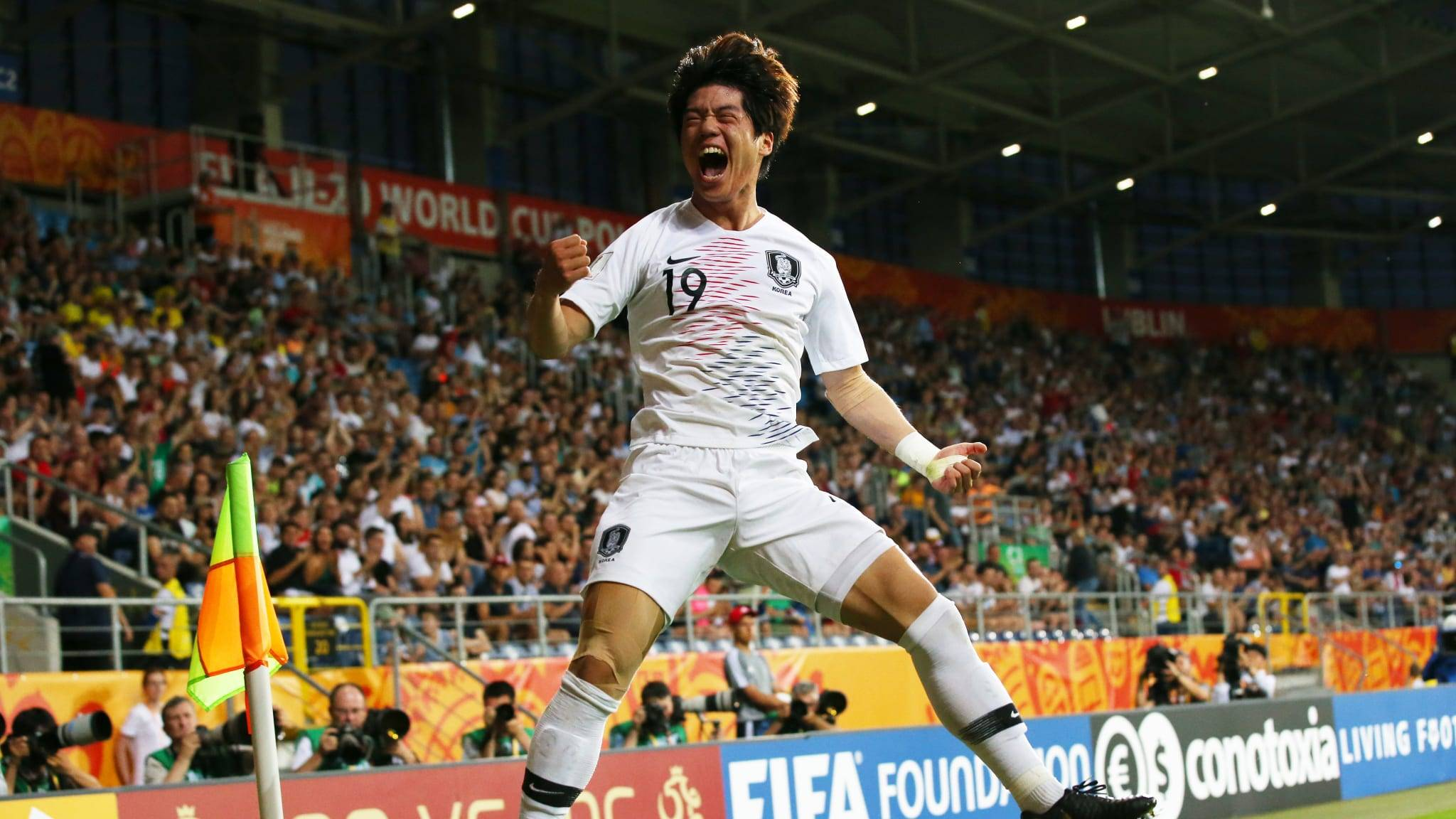 South Korea Advance to Historic U20 World Cup Final