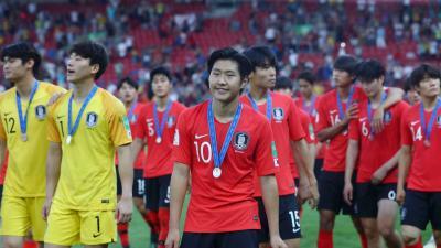 Korea Come Up Short in Final Against Ukraine