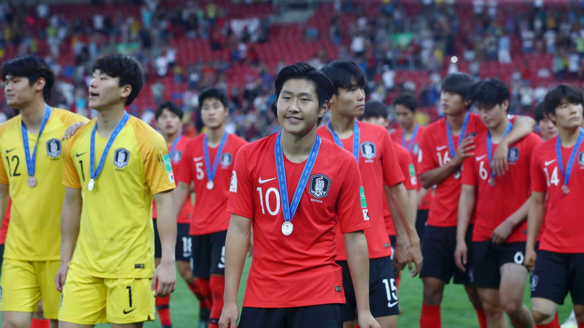 Korea Come Up Short in Final Against Ukraine
