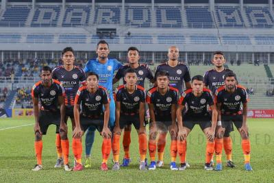 Pahang and Felda Prepare for Last Day Of Battle
