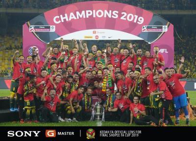 Kedah Beat Perak to Lift Malaysia FA Cup