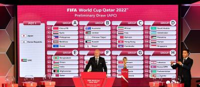Southeast Asian Rivals to Face Off in Qualifying Group